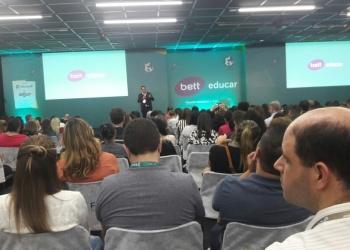 GESTORES DO COLÉGIO PARTICIPAM DO CONGRESSO BETT EDUCAR 2018 EM SÃO PAULO