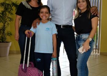 PRIMEIRO DIA DE AULA – VESPERTINO/2019