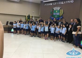 ORGANIZAÇÃO POLÍTICA DO MUNICÍPIO