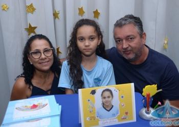 LANÇAMENTO DO LIVRO COM A PROFESSORA ALINE SOUSA OLIVEIRA