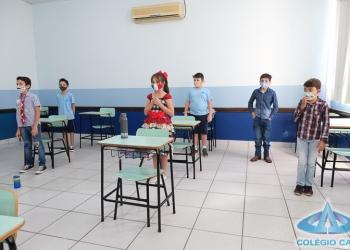 FESTA CAIPIRA DO CAD