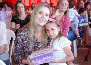 EVENTO EM HOMENAGEM ÀS MÃES (MATUTINO)