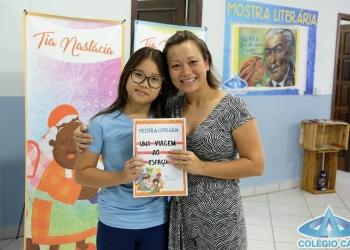 MOSTRA LITERÁRIA/2018