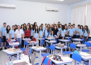 PRIMEIRO DIA DE AULA 2014 – ENSINO FUNDAMENTAL II E ENSINO MÉDIO
